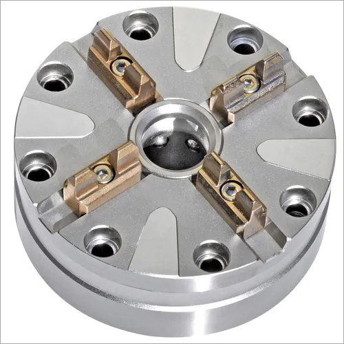 Four Jaw Type Lathe Chuck