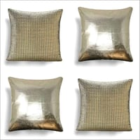 Metalic Cushion Covers