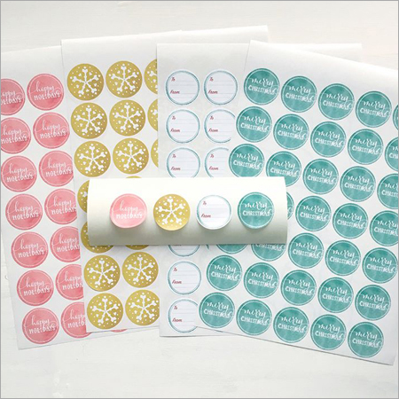 printed labels stickers