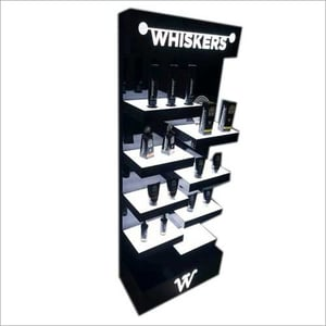 LED Cosmetic Display Stand