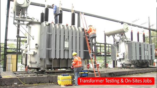 Transformer Oil Filtration (on-site)
