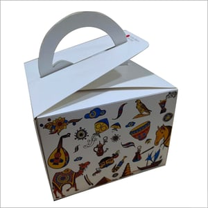 Pastry Packaging Box