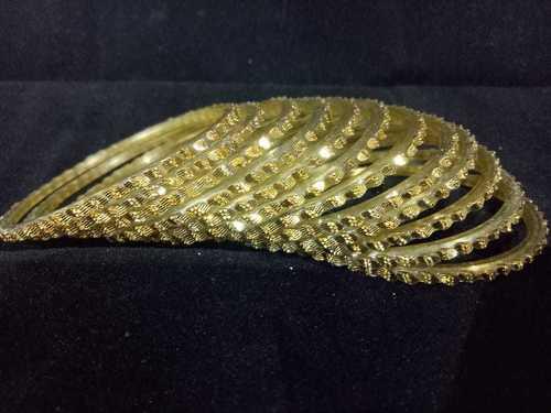Golden Shine Bangle