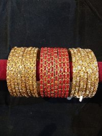 Golden Shine Bangle