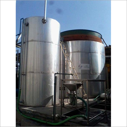 Kitchen Waste To Biogas Plant
