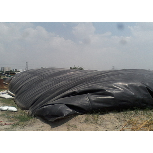Balloon Type Biogas Plant