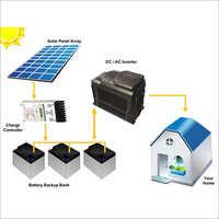 Off-On Solar Grid System