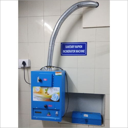 Electric Sanitary Napkin Incinerator Machine