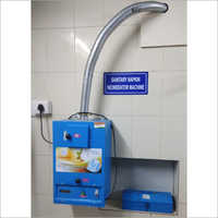 Electric Sanitary Napkin Incinerator Machine