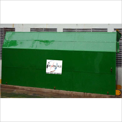 Organic Waste Converter Composting Machine