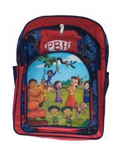 PBH P082 Unisex Picture Backpack School Bag