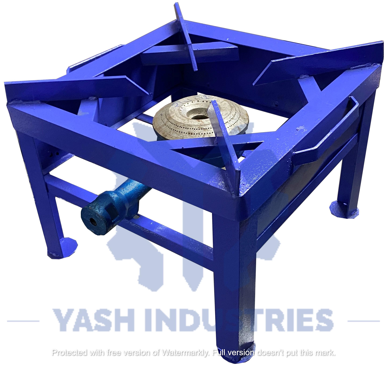15 x 15 MS Gas Bhatti (Normal Heavy)
