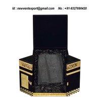 Makka Madina Quran Box With Rehal