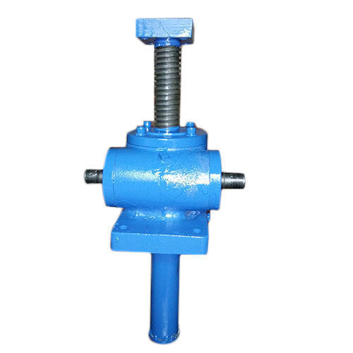 Mechanical & motorized screw jack