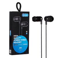 Bluei Rambo R6  With mic, Heavy Bass Superior Sound Stereo Earphone