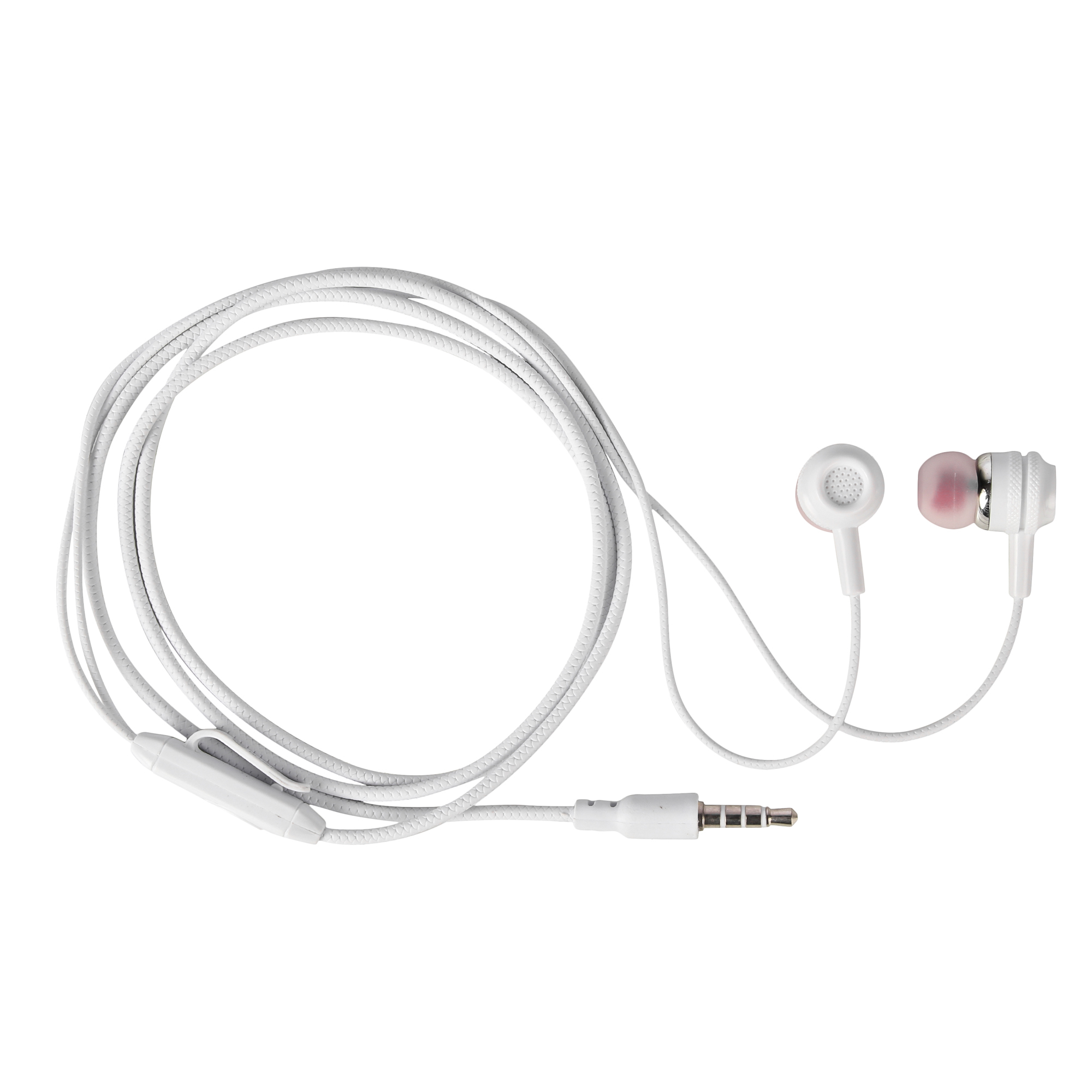 Stereo sound in - Ear earphone heavy bass 3.5 mm audio jack, Superior sound quality Bluei Rambo R5 Wired handsfree with mic