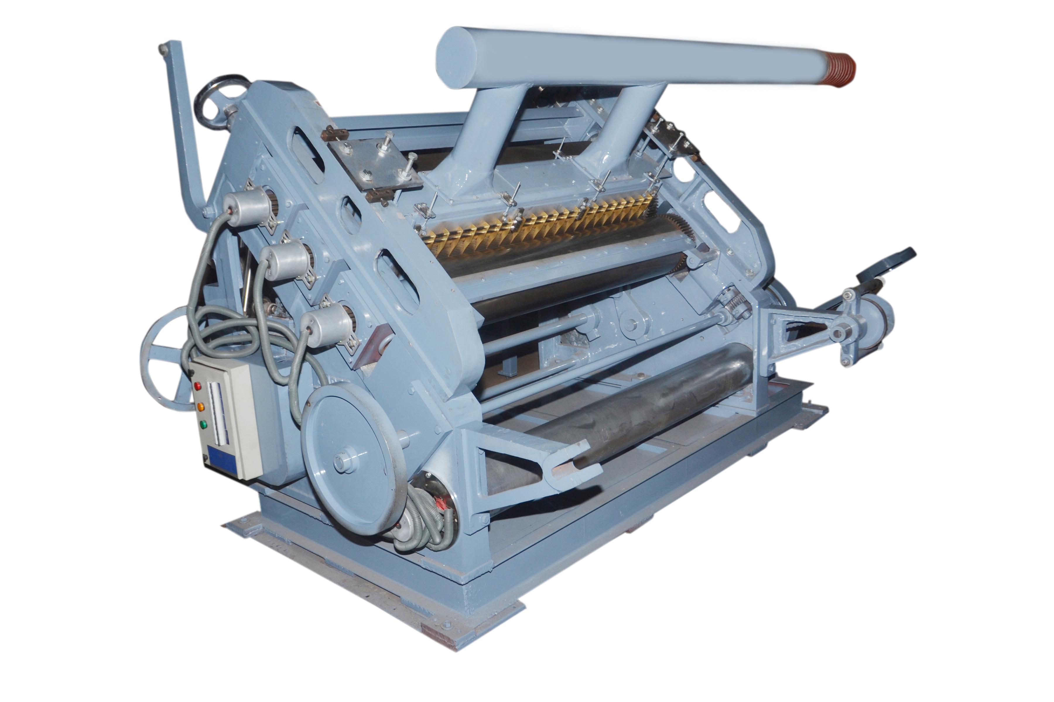 Nagpal Fingerless Corrugation Machine
