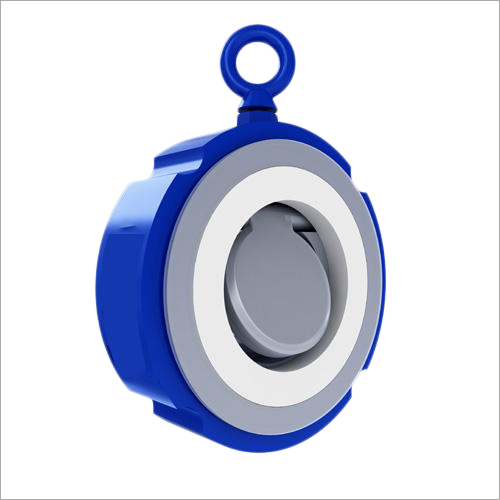 PFA Lined Swing Check Valve
