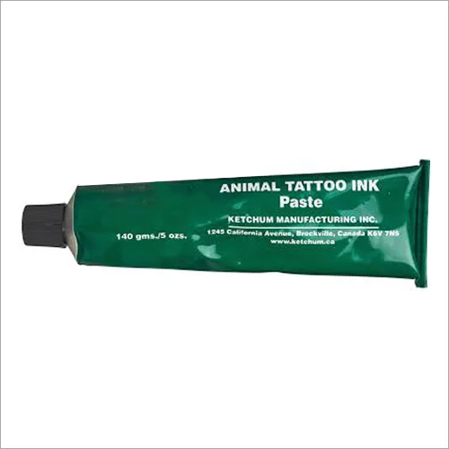 140 gm Animal Tattoo Ink Paste