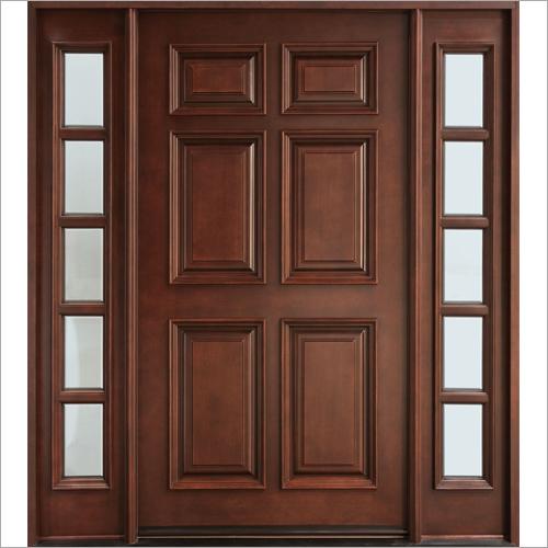 6 Panel Wooden Door