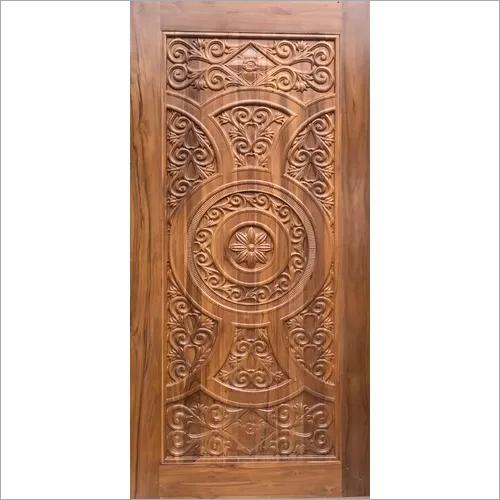 CNC Teak Door