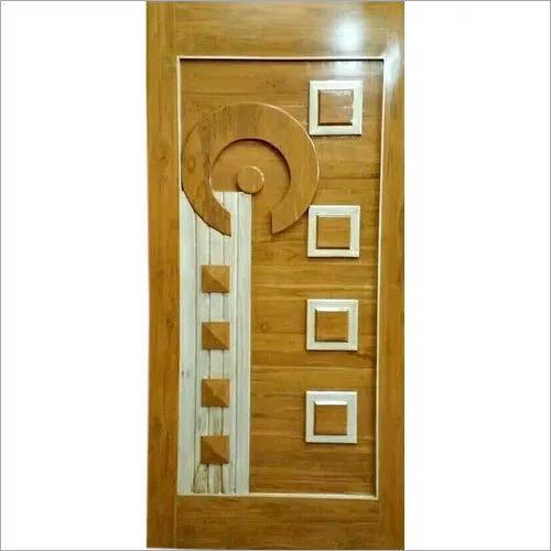 Designer Teak Door