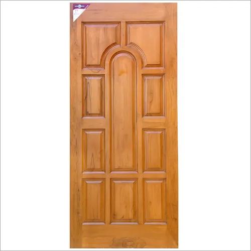 Teak Panel Doors