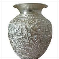 925 Silver Article Handicraft Pot
