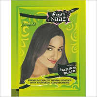 Excel s Naaz Black Henna powder