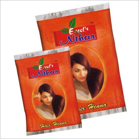 Excel's Nikhar Hair Henna Mehndi Powder