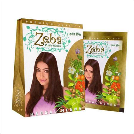 Zeba Herbal Henna Mehndi Powder