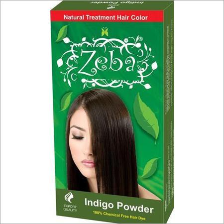 Zeba Indigo Mehndi Powder