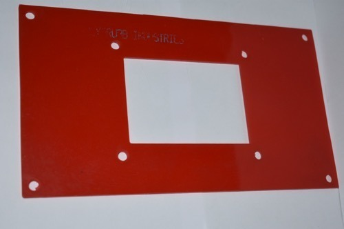 PolyRubb Red Rubber Gaskets
