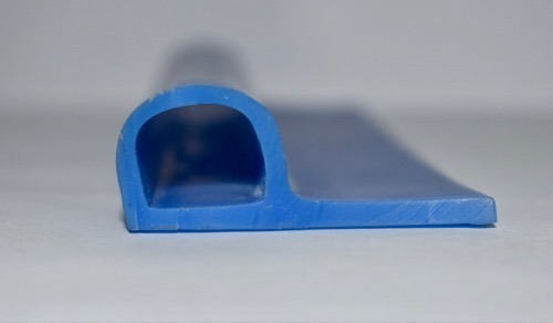 PolyRubb Blue Silicone P Section