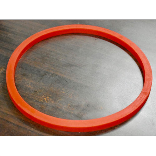 PolyRubb Orange Silicone Moulded Gaskets