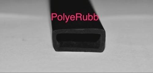 Polyerubb Black Nitrile Rubber Tube