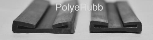 Polyerubb Black EPDM C Type Gasket
