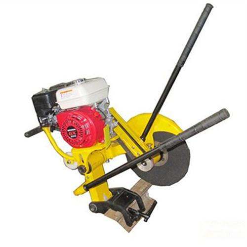 Abrasive Railway Track Cutting Machine With Honda Engine Gx-200