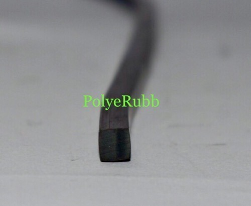 Polyrub Black Nitrile Square Section
