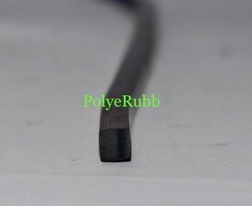 Polyrub Black Nitrile Square Section
