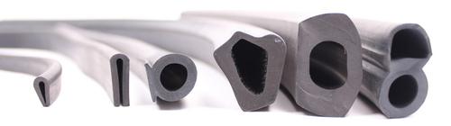 PolyRubb Black Neoprene Rubber Extrusion