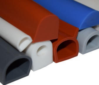 Silicone Rubber D Sections