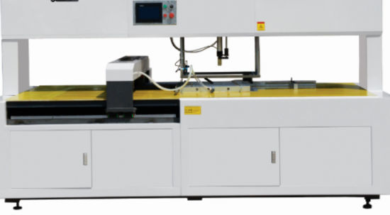 Blanking and Stripping Machine