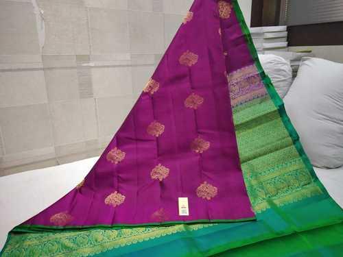 Pure Silk Tunread Weaving