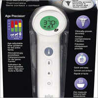 Braun No Touch and Touch Thermometer