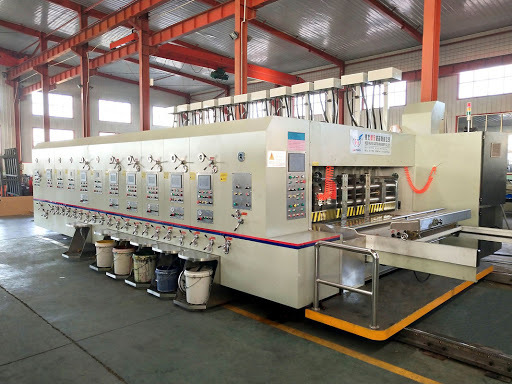 Automatic Flexo Printer Slotter Machine