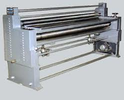 Four Roller Sheet Pasting Machine