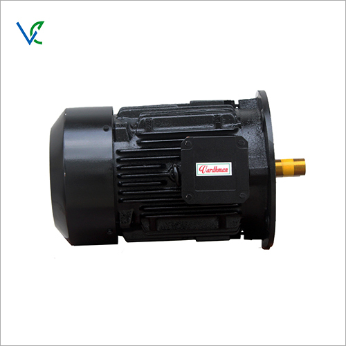 Three Phase Flange Mounted Motor