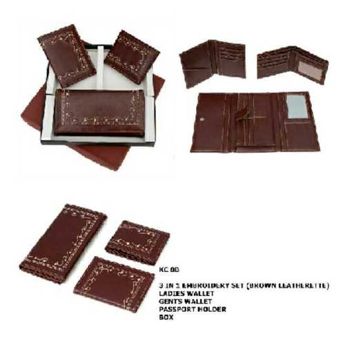 ladies and mens leather wallet