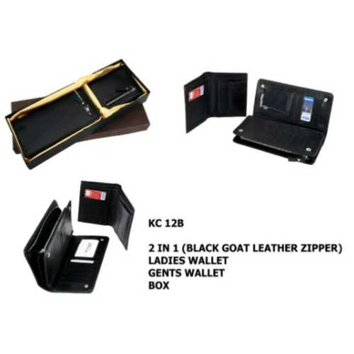 ledish and gent's wallet